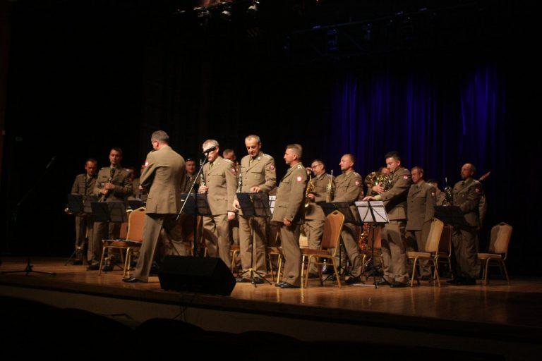 Koncert Orkiestry Wojskowej z Krakowa 18.09.2016