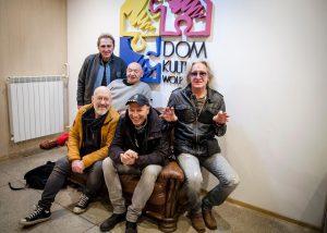 Legendarny zespół PERFECT zagrał w DK Wolbrom!!