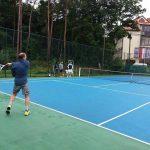 Rezerwacje kortów tenisa i padla od teraz w DK!