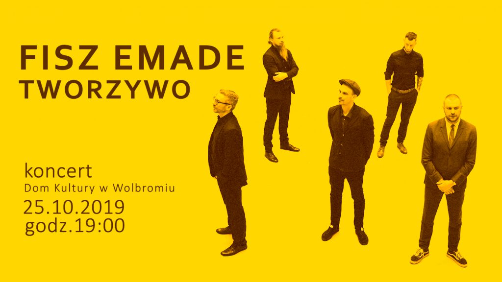 Koncert FISZ EMADE TWORZYWO
