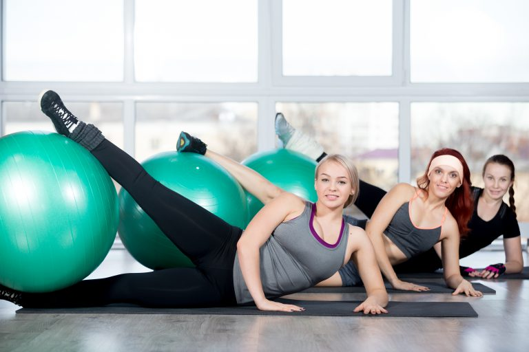 Sekcja: Fitness