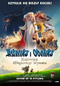 Asteriks i Obeliks. Tajemnica magicznego wywaru 2D DUB