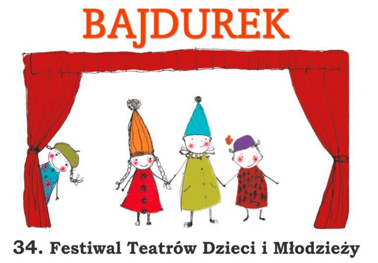 34. Festiwal Teatrów Dzieci i Młodzieży BAJDUREK 2019