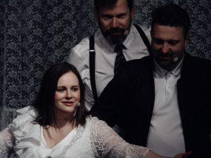 "Kabaret Hrabi ""Wady i waszki"", 11.03.2019"