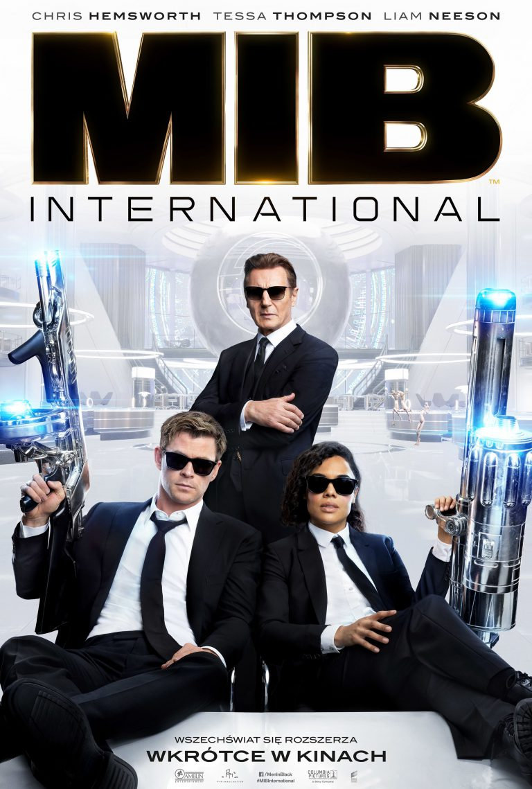 Men in black: International 2D NAP
