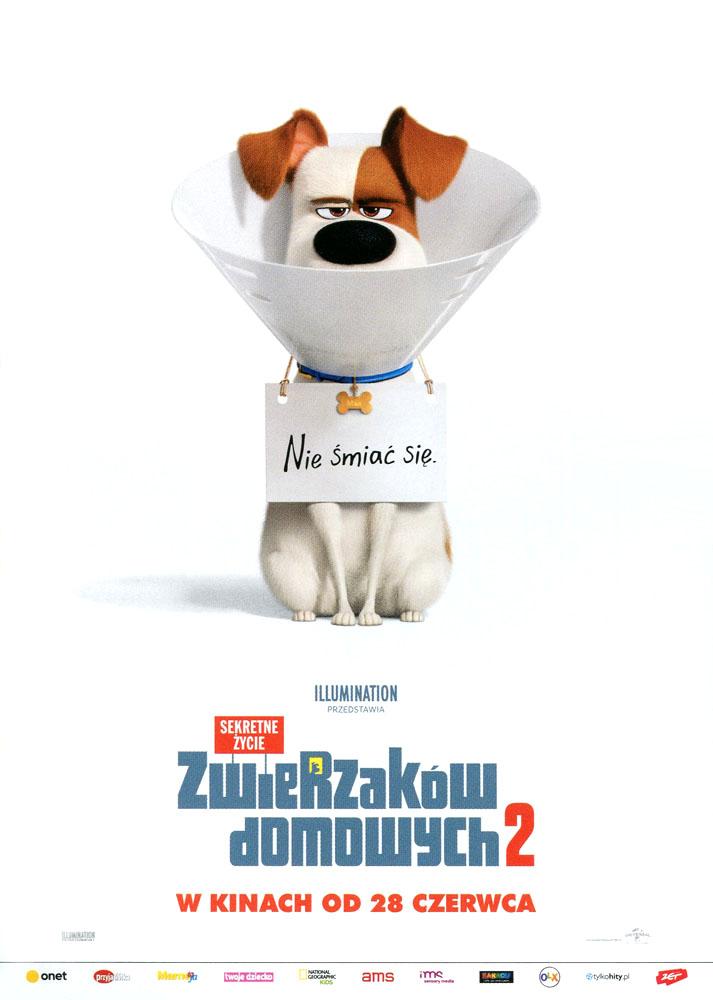 Sekretne życie zwierzaków domowych 2 2D DUB