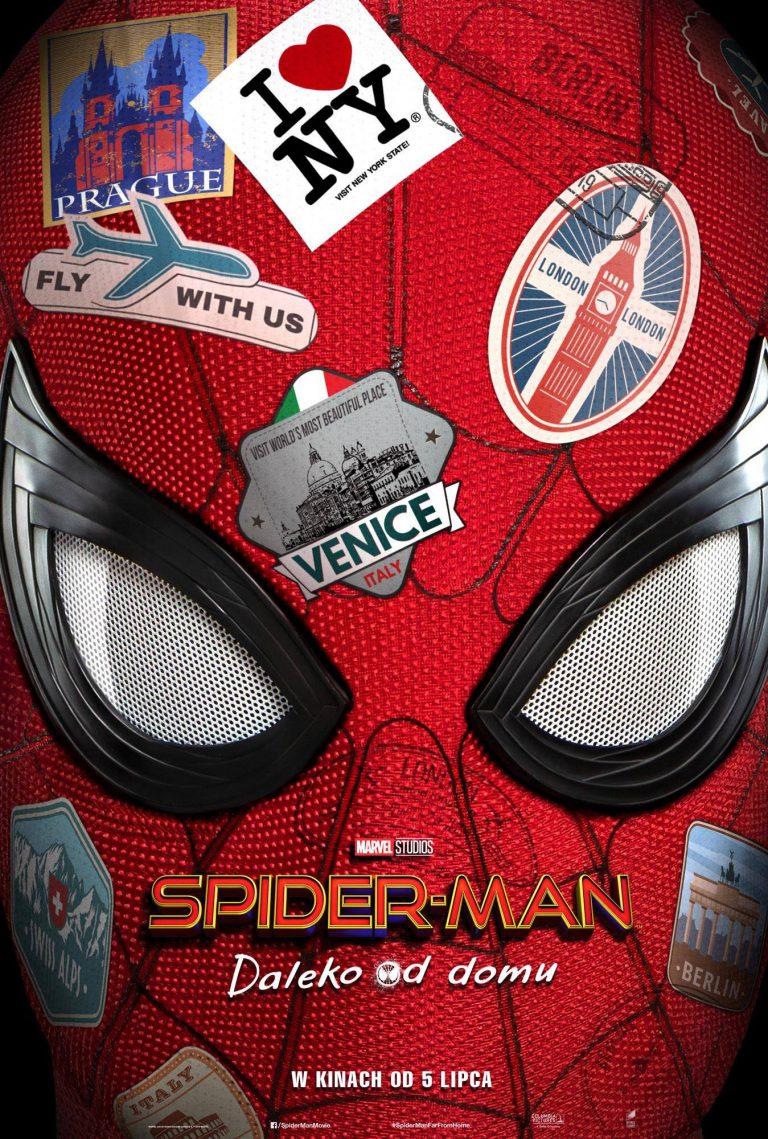 Spider-Man: Daleko od domu 2D NAP