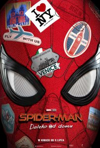 Spider-Man: Daleko od domu 2D DUB