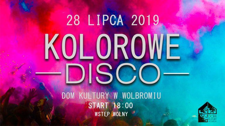 Kolorowe disco