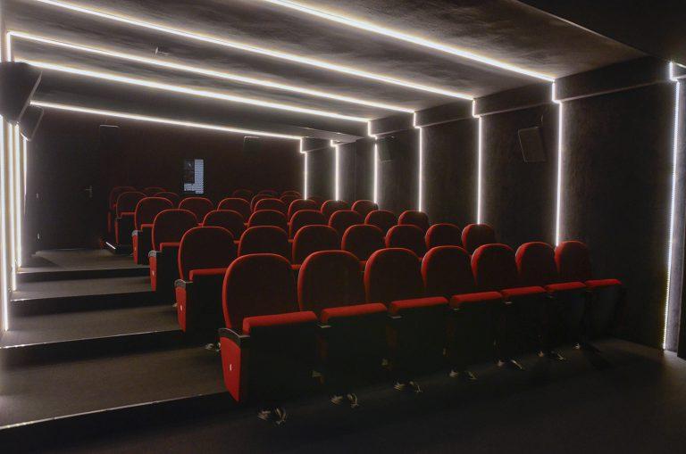 Kameralna sala kinowa