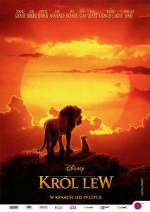 Poranki filmowe dla dzieci: Król Lew