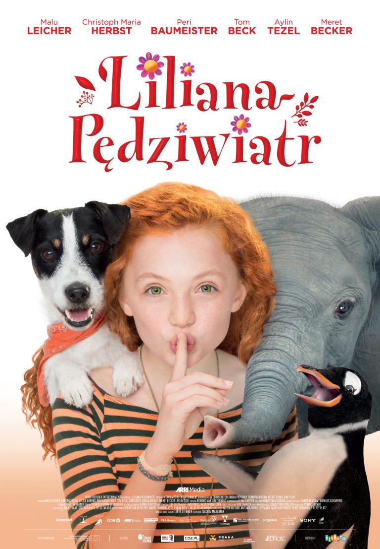 Poranki filmowe dla dzieci: Liliana Pędziwiatr