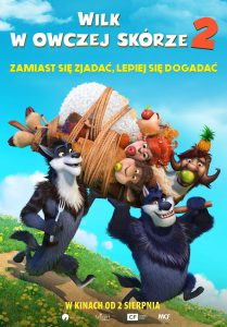 Poranki filmowe dla dzieci: Wilk w owczej skórze 2