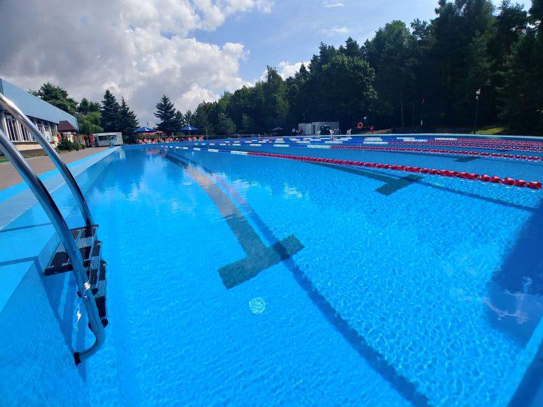Zawody Pływackie o Maskotkę Burmistrza
