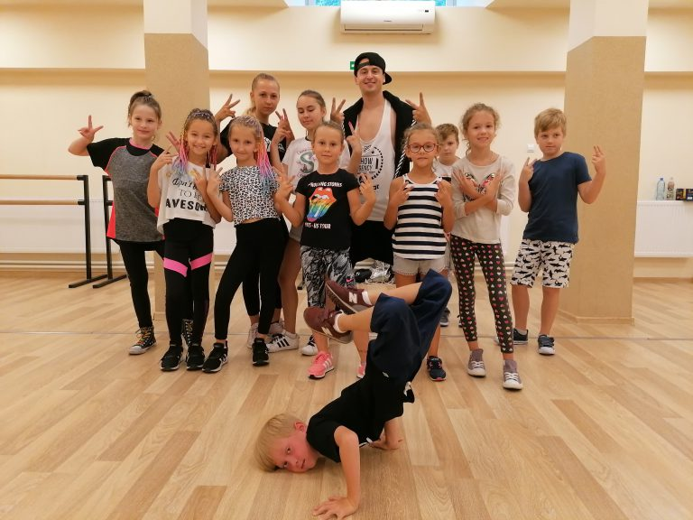 Sekcja: You Can Dance Wolbrom