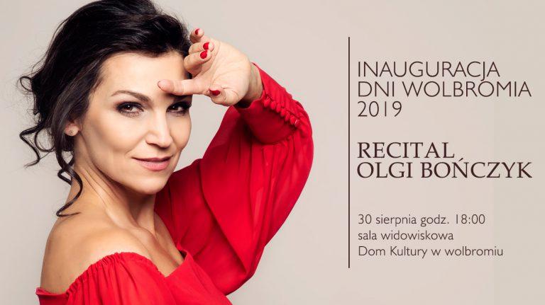 Recital Olgi Bończyk