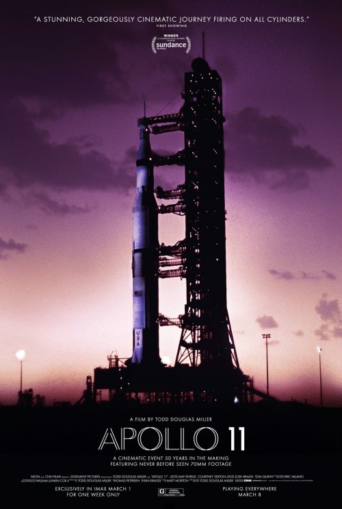 Dokument w kinie: Apollo 11