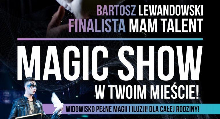 Magic Show – Widowisko Magii i Iluzji