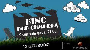 """""""Green Book"""" na seansie plenerowym 9 sierpnia"""