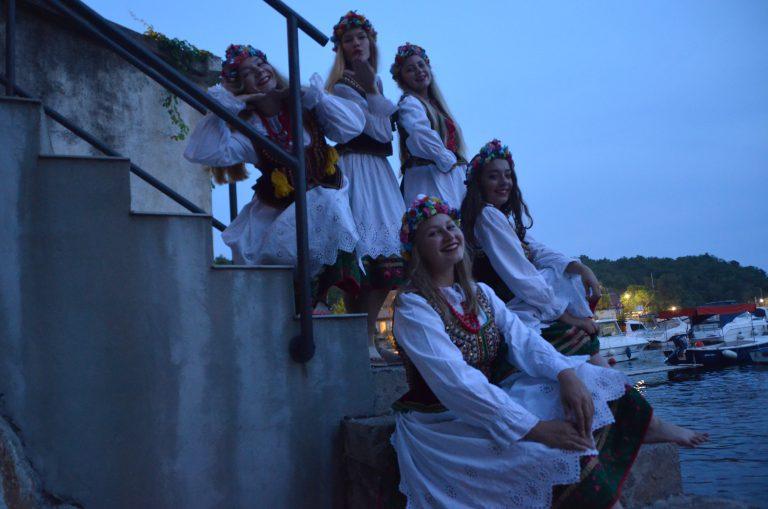 """Polski folklor za granicą – """"Wolbromiacy"""" w Chorwacji!"""