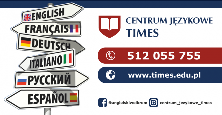 Centrum Językowe Times – Back to school!