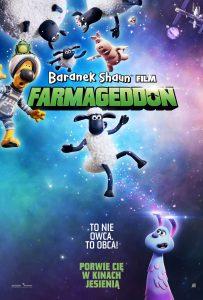 Baranek Shaun Film. Farmageddon 2D DUB