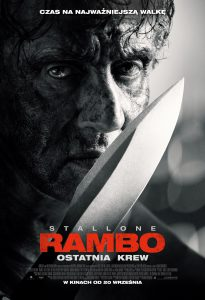 Rambo: Ostatnia Krew 2D NAP