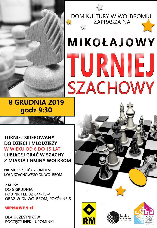 Turniej Mikołajkowy – zapisy