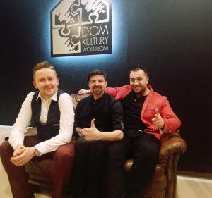 Kabaret Czwarta Fala (& Jarek Pająk)