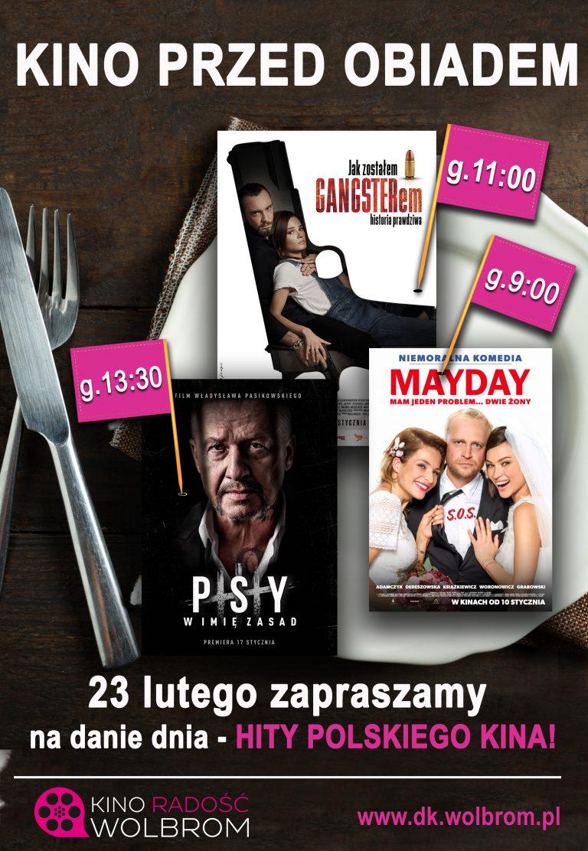 Kino przed obiadem