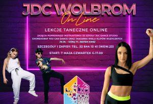 Zajęcia taneczne online – ZAPISY