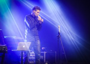 Janusz Radek z zespołem koncert online.