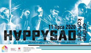 Happysad – koncert online!