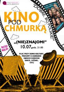 Rusza Kino pod Chmurką 2020!