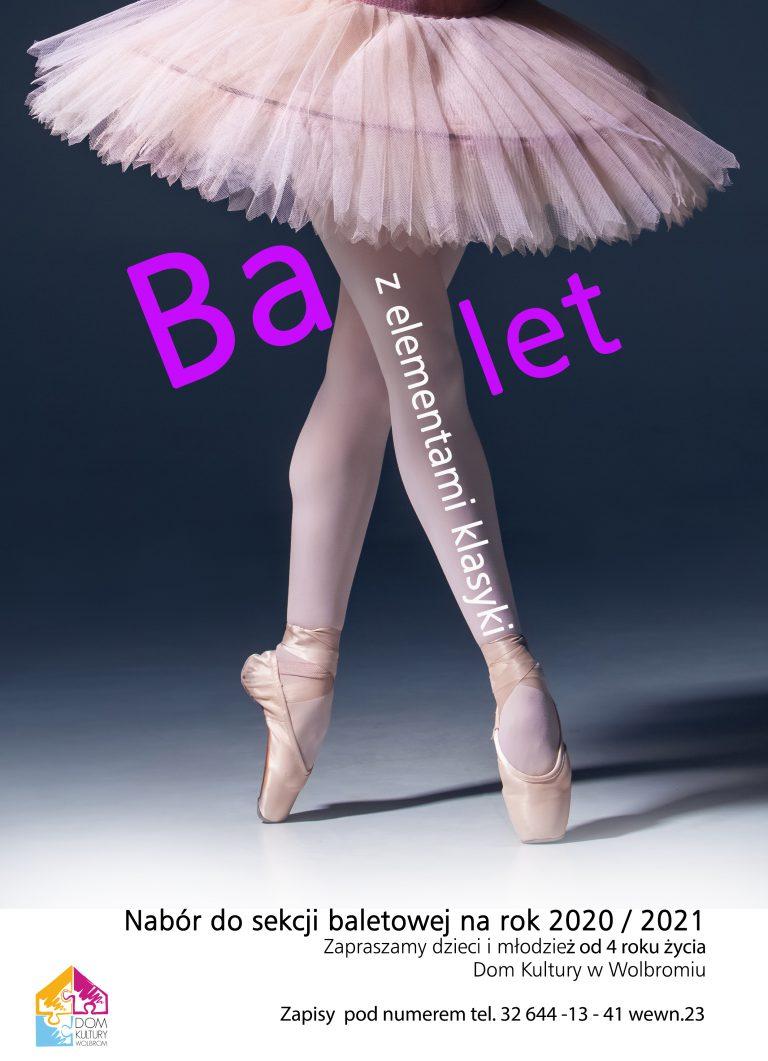 Balet: spotkanie organizacyjne