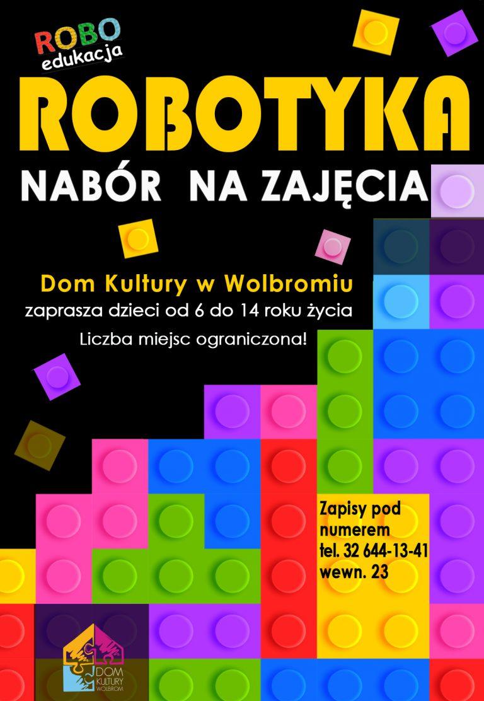 Nabór na zajęcia z robotyki!