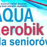 Aqua aerobik dla seniorów