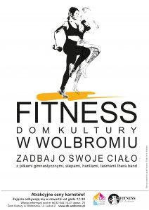 Zajęcia fitness w DK Wolbrom – ruszamy od października!
