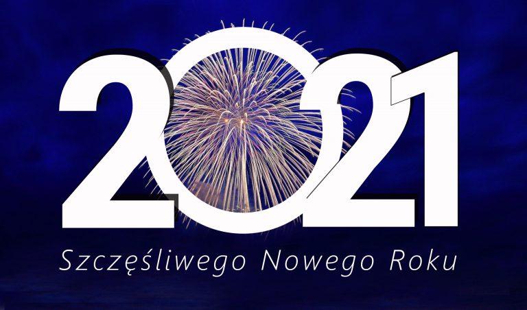 Niech zbliżający się Nowy Rok spełni wszystkie Wasze marzenia, przyniesie nadzieję, będzie pełen optymizmu, życzliwości i wiary. Szczęśliwego Nowego Roku!