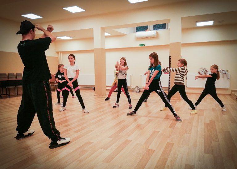 Sekcja: Taniec Nowoczesny