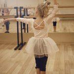 Balet z elementami tańca klasycznego