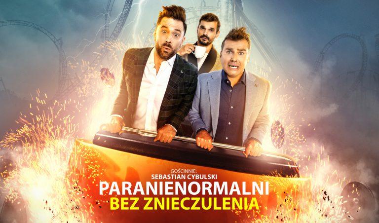 """Wydarzenie: Kabaret Paranienormalni """"Bez znieczulenia"""""""