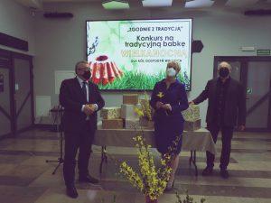 Konkurs na babkę wielkanocną − trzecia edycja! (relacja, zdjęcia, przemówienie Ministra i Pani Marszałek)