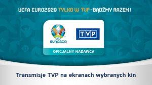 EURO 2020 na ekranie kinowym!