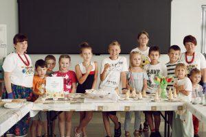 Letnie zajęcia w Domu Kultury w Wolbromiu