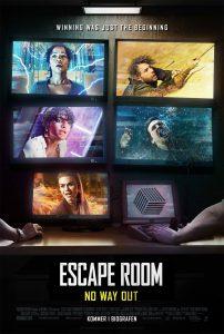 Escape Room: Najlepsi z najlepszych 2D NAP