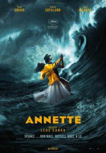 Annette 2D NAP