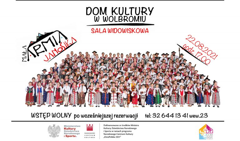 Mała Armia Janosika – koncert