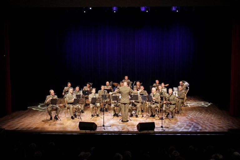 Koncert Wojskowej Orkiestry Dętej z Krakowie