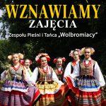"""Zespół Pieśni i Tańca """"Wolbromiacy"""" wznawia zajęcia"""